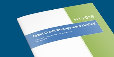Cabot Credit Management delivers strong performance and continued growth as Encore takes the helm